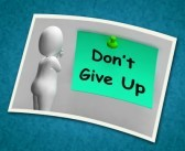 29054019-don-t-give-up-photo-meaning-never-quit